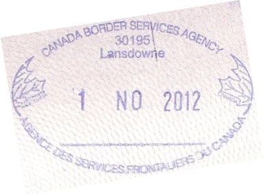 How To Translate Passport Stamps And Visas For Canadian PR
