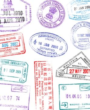 Official certified passport translation